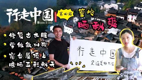行走中国第四站|探索中国东部500年古村落的发展新动力