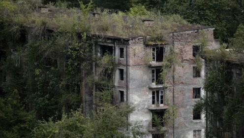 阿布哈兹的鬼城