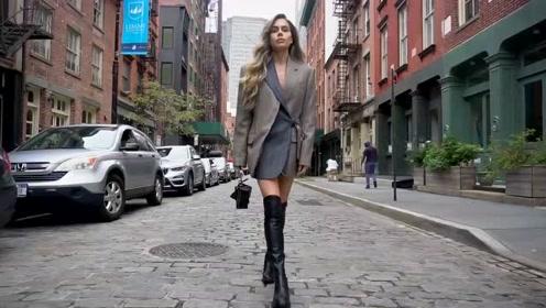 秋季职场穿搭指南 现代女性的简单工作服