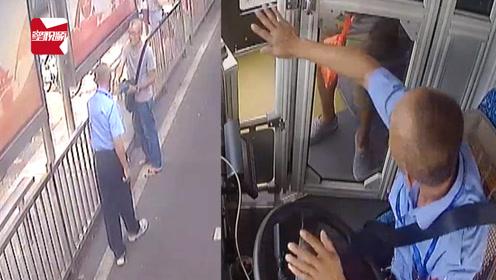 司机霸气30秒追回乘客被盗手机,乘客硬要给200元感谢