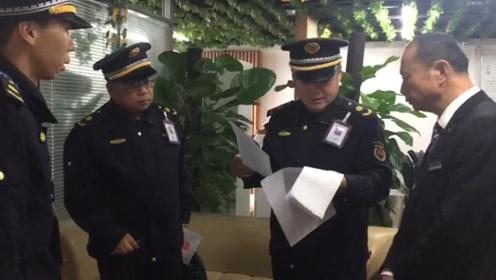 郑州金水区开出首张停车场罚单,国贸360因未备案被罚款两千元