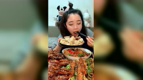 美食吃播:灌汤包