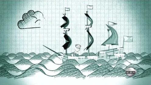 风平浪静的时候竟然能被困在海上!古代航海可真是不容易!