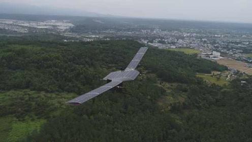 高校研发太阳能WIFI无人机,能飞27小时还能提供WIFI