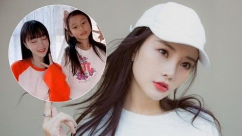 李小璐携女儿出镜 甜馨散着头发长相酷似贾乃亮,堪称开挂式长大
