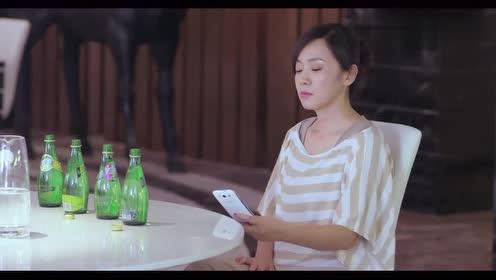 一仆二主:大叔看到女老板打来电话,着急要走,美女不高兴了!