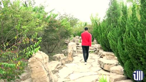 小伙演示走猫步,1天30米,肾气足阳气旺、浑身有力,身体更健康