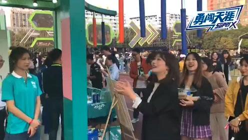 还有这样的音乐节?雪花啤酒展台喊你速来比划比划!