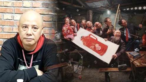 重庆最有味道的老茶馆!藏着30年市井生活,美术教授画了20年