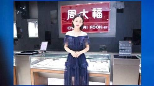 同穿露肩礼服,赵丽颖靠少女感赢了35岁的她,但最美还是娜扎