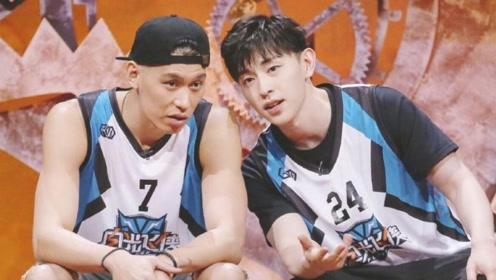 林书豪晒合照为邓伦庆生 两人因参加篮球节目相识