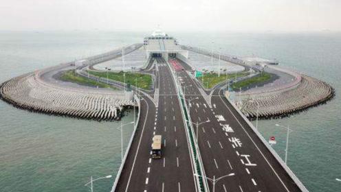 港珠澳大桥通行1年,那每天能赚多少钱?说出来你可能不信!