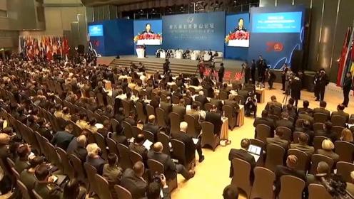 """国防部长魏凤和批评""""有的域外国家""""试图在亚太地区部署中程导弹"""