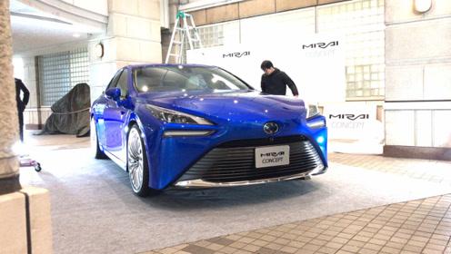 第二代丰田Mirai将于2019东京车展首发,轿跑风格浓郁