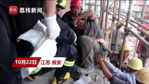 一天内两名工人被钢筋贯穿胸口,安全生产需警钟长鸣