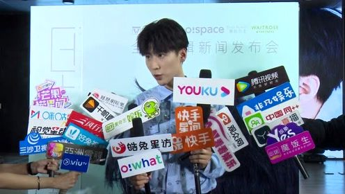 """王博文全新专辑《星》发布 王博文:每一首都很喜欢,都是我的""""主打歌"""""""