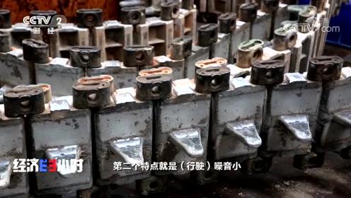"""央视《经济半小时》讲述""""湘潭造""""铁甲雄鹰--03空降战车"""