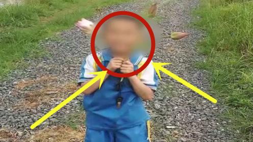 11岁男孩在家失踪,尸体出现在山上,凶手竟然是她!