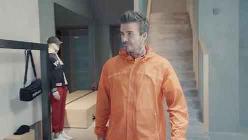 与贝克汉姆一同探访adidas最新集合店铺a3 Store