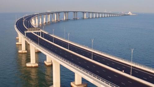 两点之间直线最短,为什么港珠澳大桥,要设计成弯曲状的?