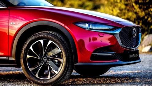 2020款马自达CX-4上市,价格动力不变,魂动2.0设计你喜欢吗