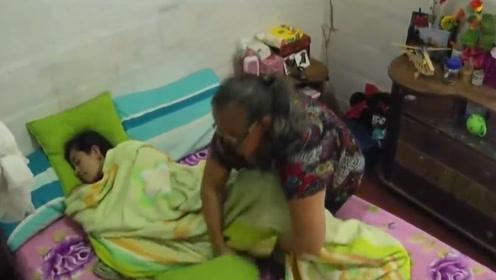 """世界上真正的""""睡美人"""",少女因怪病昏睡70天,醒来后不认识家人"""