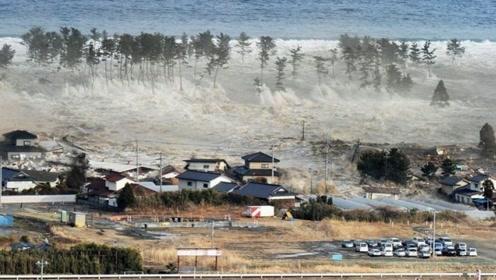 不知道海啸的威力到底有多大吗,来看看老外的演示吧!