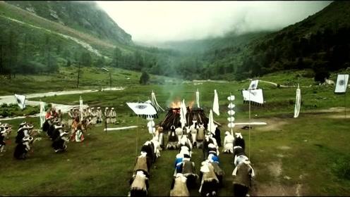 羌族红色革命英雄题材电影《红色士司》 全国首映礼在京举行