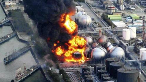 日本惹上大麻烦,2667袋核废料被海水冲走,已经泄漏流入太平洋