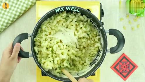 这道特色的奶酪通心粉菜谱,我会忍不住自己动手做个,太美味了