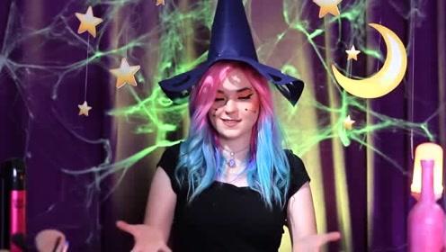 生活小创意:多么美丽可爱的女巫,看起来一点也不邪恶