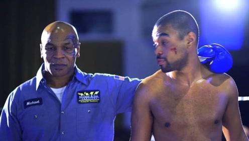 泰森到底有多霸道?儿子被对手暴揍,结果火冒三丈一拳KO对手!