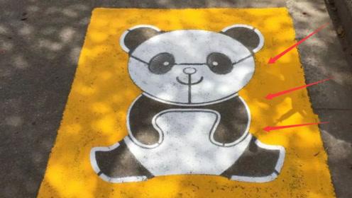 """""""熊猫车位""""是啥意思?10年老司机一脸懵,交警:不懂就别怨扣分"""