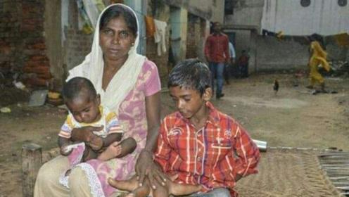 """印度家庭太穷,家里女婴6个月开始喝咖啡,天天半夜""""蹦迪""""!"""