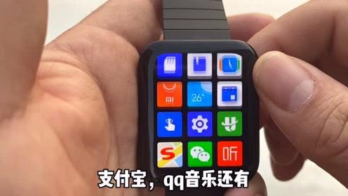 开箱,1299元小米手表,未来能替代手机的手表,到底长啥样呢?