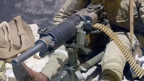 二战中日军奇葩的机枪供弹方式,保弹板是个什么来头?