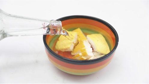 白醋泡柚子皮一起用,真是厉害了,好多人还不懂咋回事,又学一招