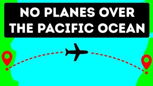 中国飞往美国的航班,为什么绕道白令海峡,这也太奇怪了