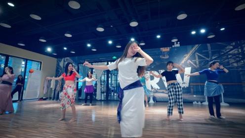 上海闵行颛桥颛兴都市路专业学舞蹈学跳舞 热舞舞蹈颛桥店 肚皮舞1104