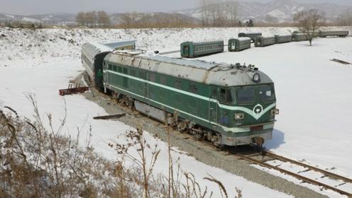 """黑龙江""""最无人性""""火车,宁愿憋着也不去厕所!知道原因后你也不会去"""