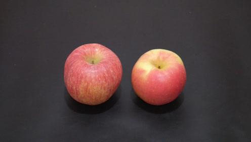 苹果好不好,看这里就知道,学会这个技巧,挑选的苹果又脆又甜