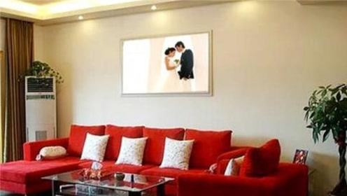 不管结婚多久,婚纱照都不能挂在这2个地方,不是迷信,尽早挪走