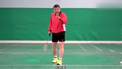 金牌教练李在福:错误的启动步,对手只是击球,你却因此丢分!