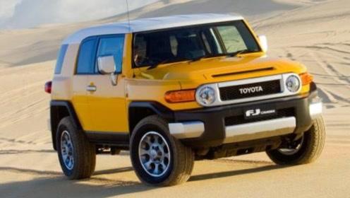 同样是经典越野车,丰田FJ酷路泽和Jeep牧马人,谁更值得购买?