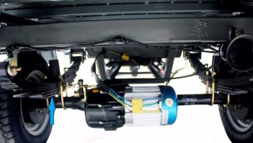 汽车钢板弹簧是怎样生产出来的?原来是这样,怪不得这么有弹性