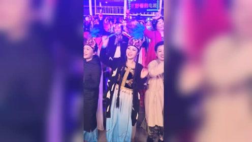 浙江广电ip tv广场舞大赛复赛今晚精彩表演。