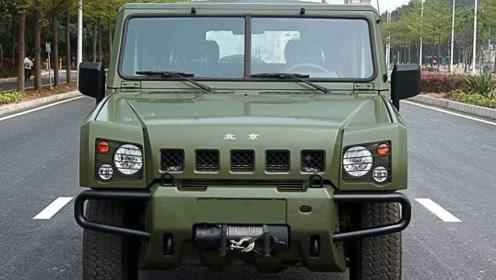 军用车和民用车的差别到底有多大?走完这段路就看出来了