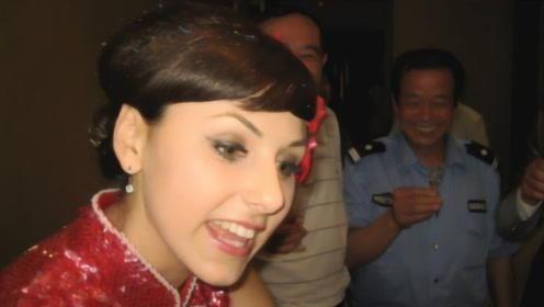 乌克兰的美女嫁到中国,直言丈夫很没用,大家听完后却笑了!