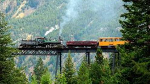 世界上最危险的5条铁路,最后一条花17年建在云端,美到无法想象!
