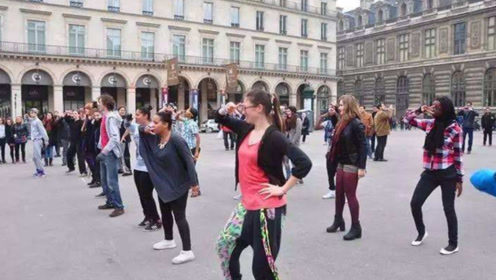 被华人带偏的美国城市,华人市长连任12年,当地人跟着跳广场舞